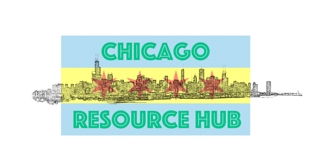 Chicago Resource Hub Skyline Logo